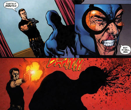 Image result for the death of ted kord